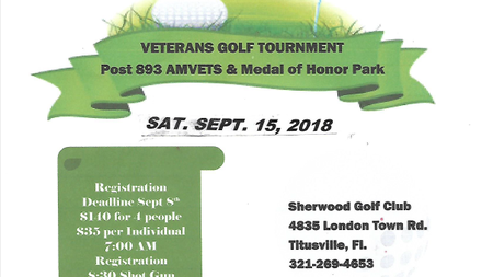 Veterans Golf Tournament