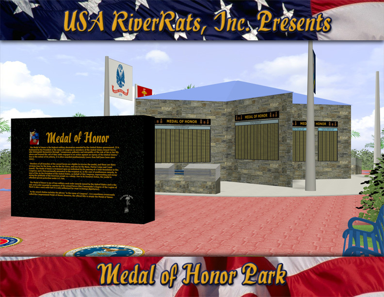 Medal of Honor Park Concept